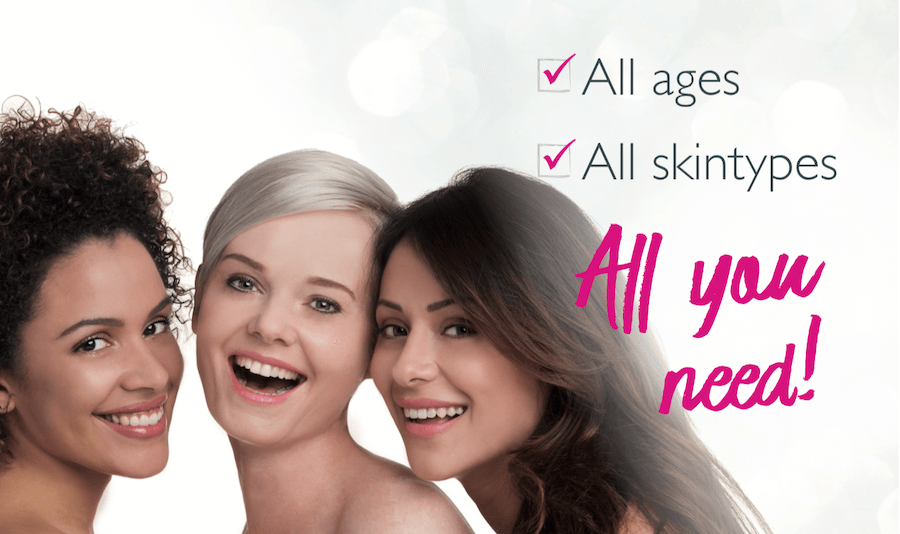 Dermatude Meta Therapy - All Ages, All Skintypes, All You Need!